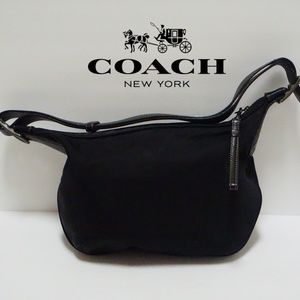 Coach Black Hobo bag A3K-6668